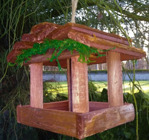 Bird Table hanging side view